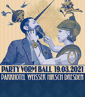 25. PARTY VORM HUTBALL